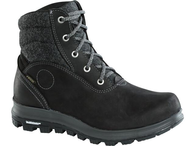 Hanwag Aotea GTX Chaussures Femme, black/black